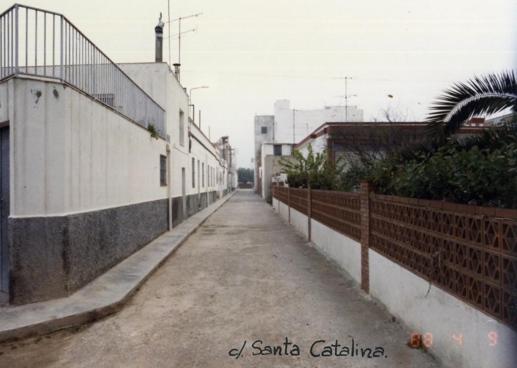 CATALINA, calle de Santa -1